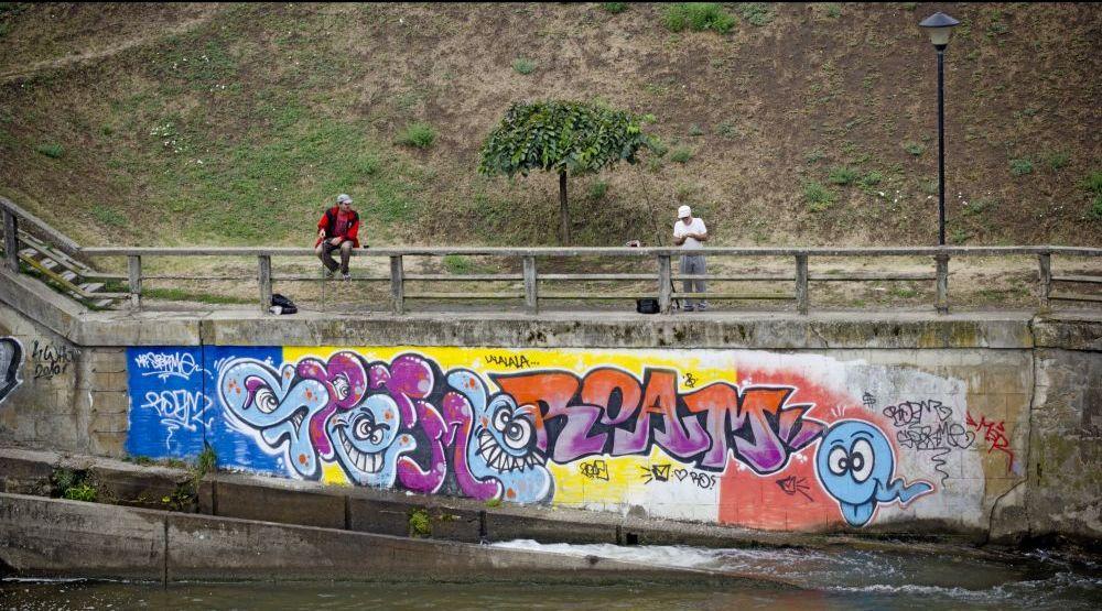 Foto graffiti 1