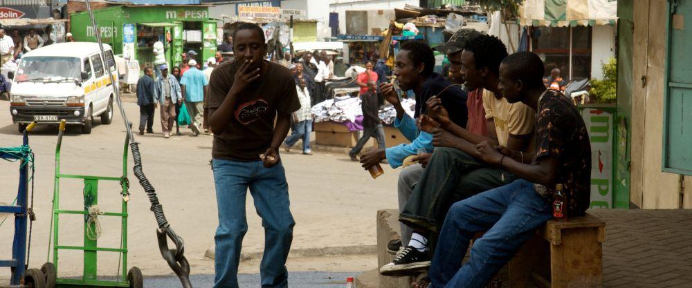 Nairobi Half Life site