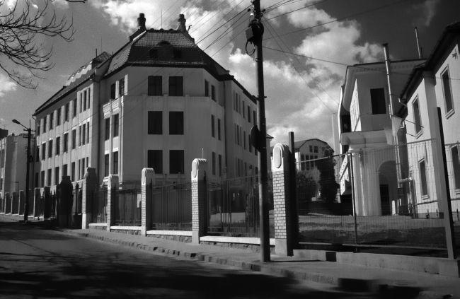 Fostul Institut Pasteur