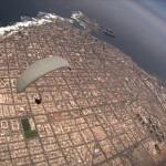 Arta urbană a zborului